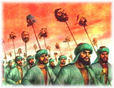 Islamic Barbarism