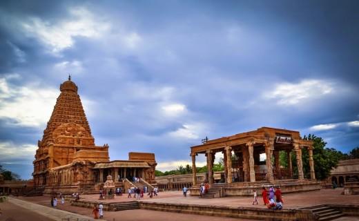 Brihadeshwara Temple, Tanjur, Tamil Nadu