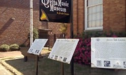 Traveling Around - Ferriday, LA - Delta Music Museum - Jerry Lee Lewis