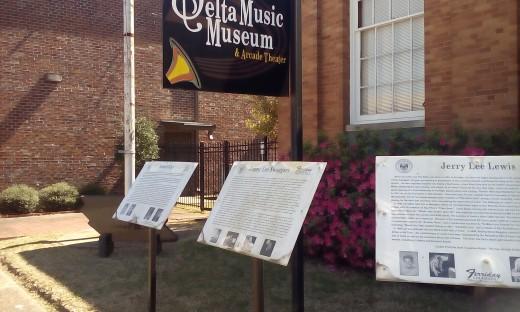 Delta Music Museum
