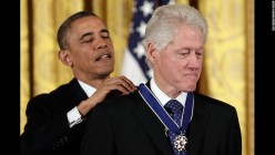Bill Clinton Waxes Nihilism to Liberal Brooks Institute Posse