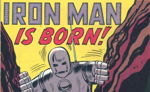 Tales of Suspense #39- Iron Man is Born!