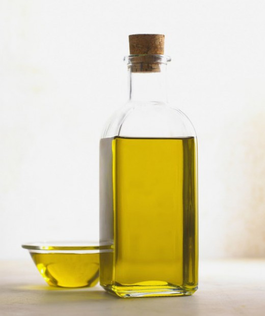 Olive oils are very good in stopping earaches