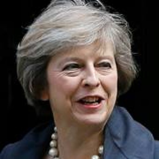 Theresa May not budged on Scottish Independence vote 2
