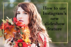How to use Instagram's new slideshow feature (TUTORIAL)