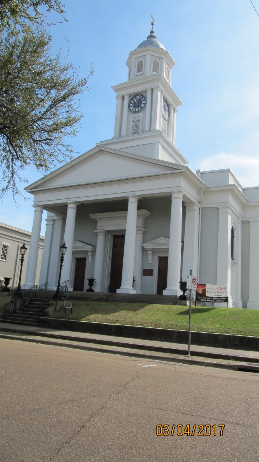 Presbyterian Church - Natchez, MS
