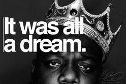 """Lyrical Beginnings -- """"It Was all A dream"""""""