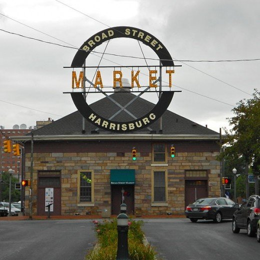 Broad Street Market: National Historic Register