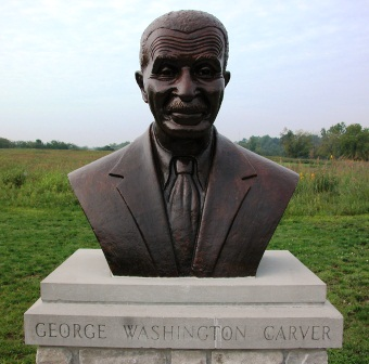 The George Washington Carver monument in Missouri