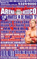 CMLL Tuesday Preview: Caveman vs. The Comet
