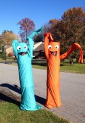 How To Make A Wacky Wiggler Costume