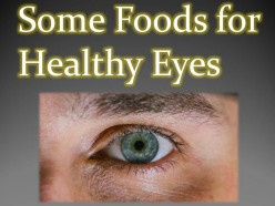 Some Foods for Healthy Eyes