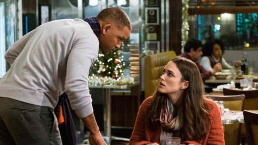 "Will Smith (Howard Inlet) and Keira Knightley (""Love"")"