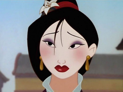 Origin of Mulan