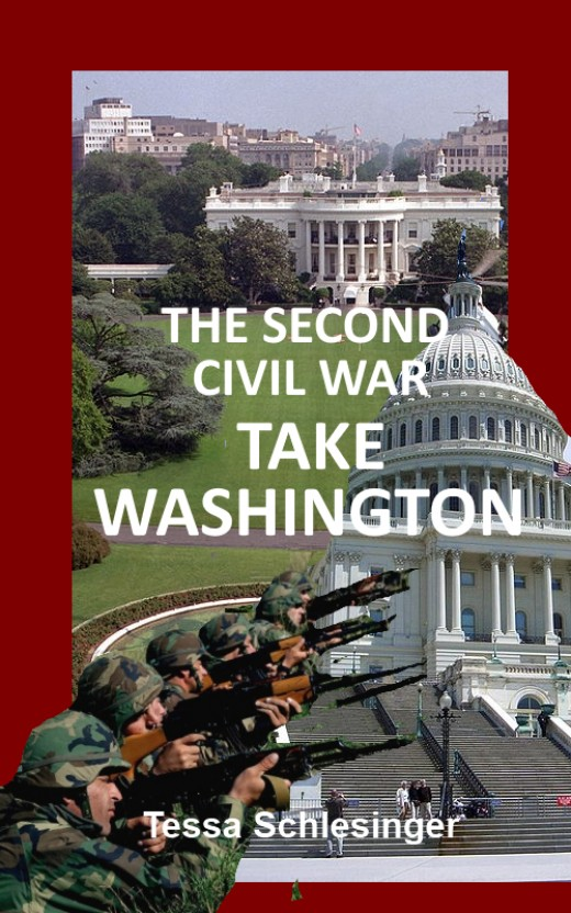 Washington taken. The second civil war.