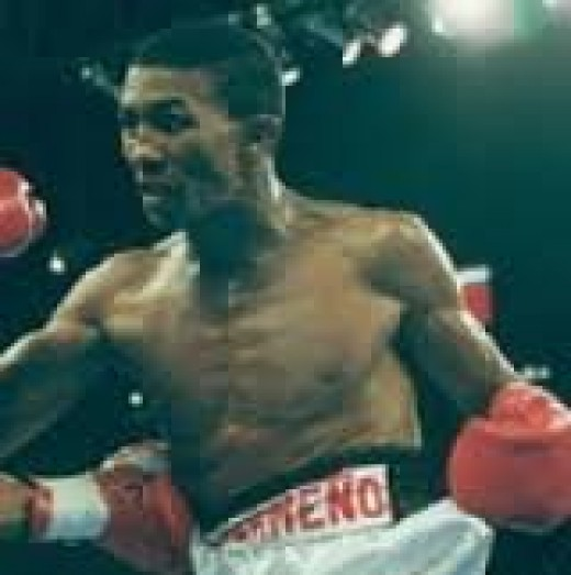 Antonio Cermeno was the former junior featherweight and featherweight world champion.