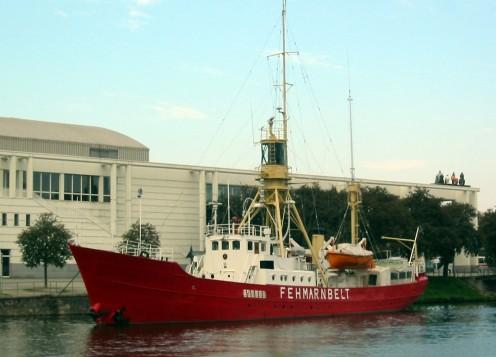 Lightship 'Fehmarnbelt'