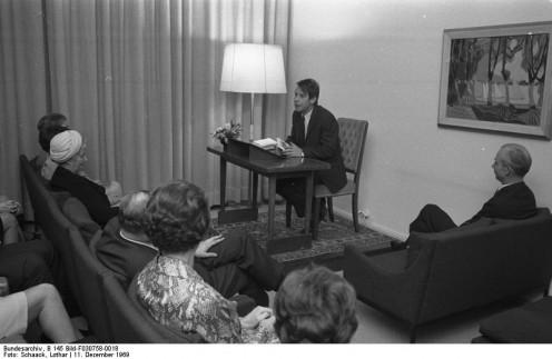 Siegfried Lenz, Bonn, 1969
