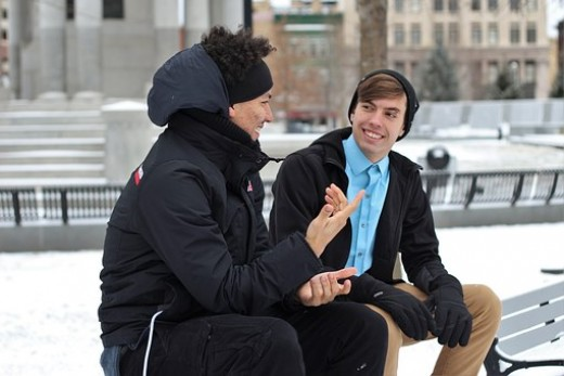 Working on your conversation skills can have long-lasting results.