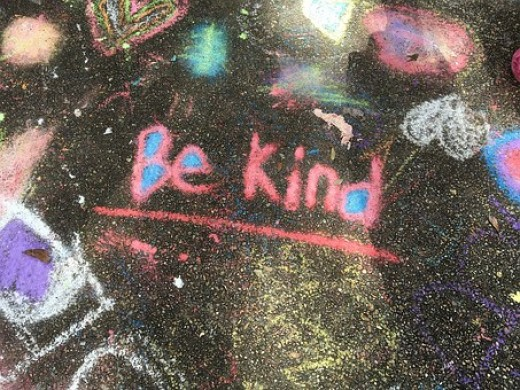 Being kind and friendly will make you attractive to sit with.