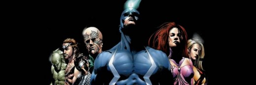 "These are the characters that come to mind when I hear ""The InHumans."""