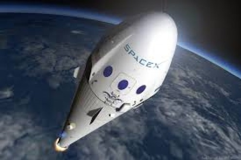 SpaceX was founded by Elon Musk in 2002 and it has headquarters located in Hawthorne, California.