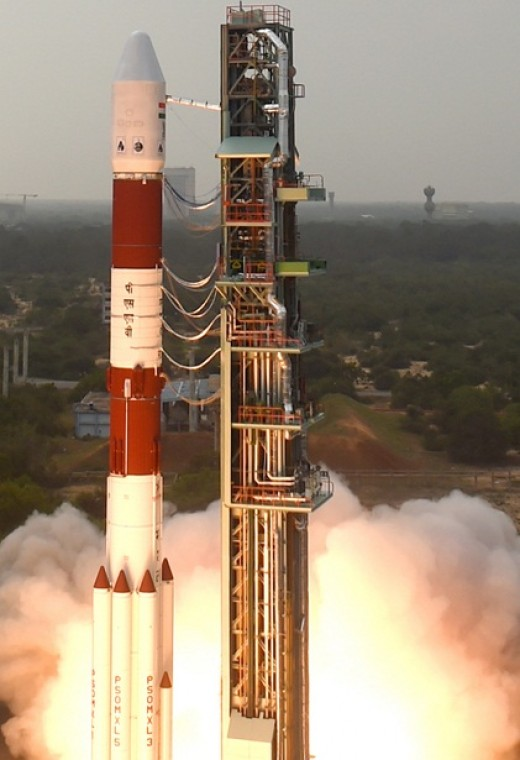PSLV C-37 Launch