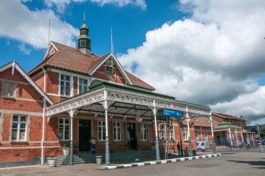 Train Station, Pietermaritzburg, KwaZulu-Natal, South Africa