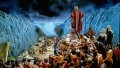 Is it true that chariots were found in the Red Sea (proof that Moses did part the Red Sea)?