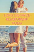 Long Distance Relationship Poem