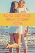 Long Distance Relationship Poem