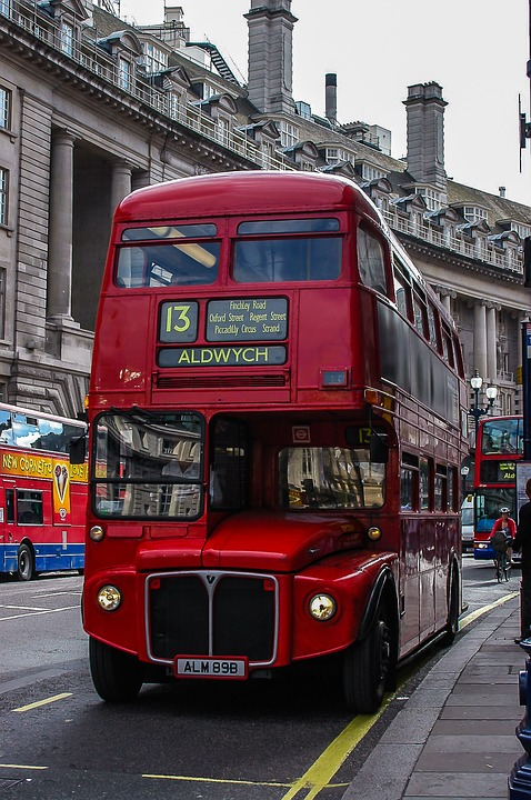 "London has a complex and advanced transport system to help its eight and a half million occupants to get around. As well as the famous red buses, the city has an underground train system, nicknamed ""the tube"" by locals."