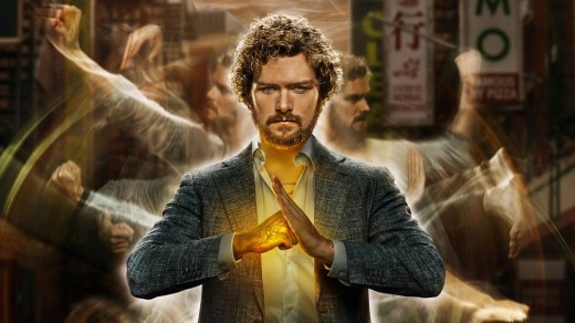 Finn Jones as Danny Rand
