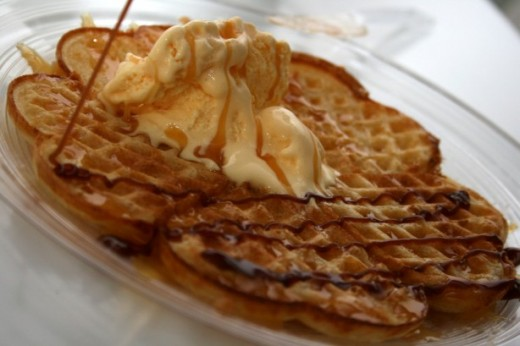 Sweden has a Waffle Day which is the 25th of March.