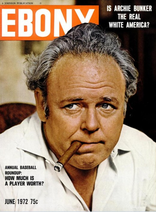 Archie Bunker was amusing and stirred up contreversy