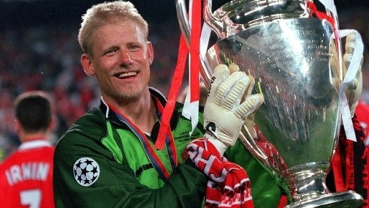 Peter Schmeichel is the most successful Manchester United goalkeeper