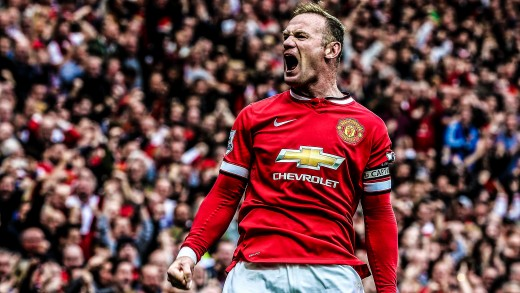 Wayne Rooney has been the top scorer for Manchester United in Premier League