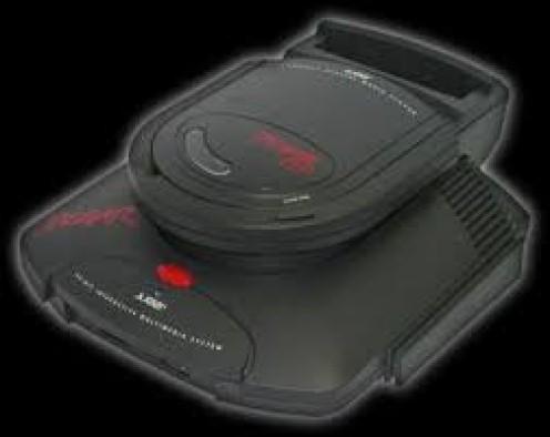The Jaguar CD attached to the Atari Jaguar much like the Sega C hooked onto the Sega Genesis.