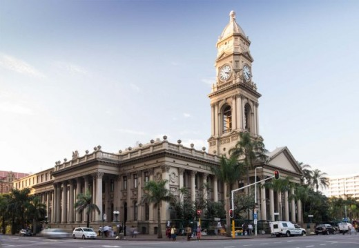 Durban Post Office, South Africa