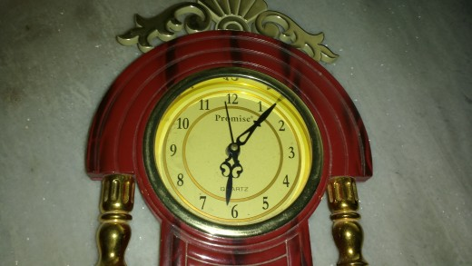 Time is Precious. Use it with care.