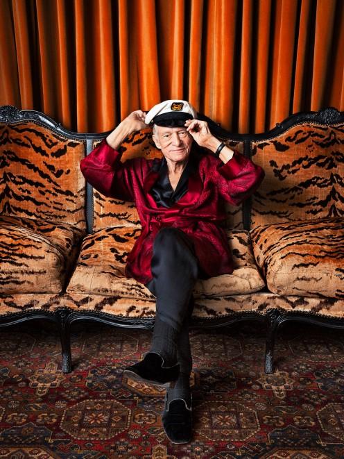 Hugh Hefner - Aries