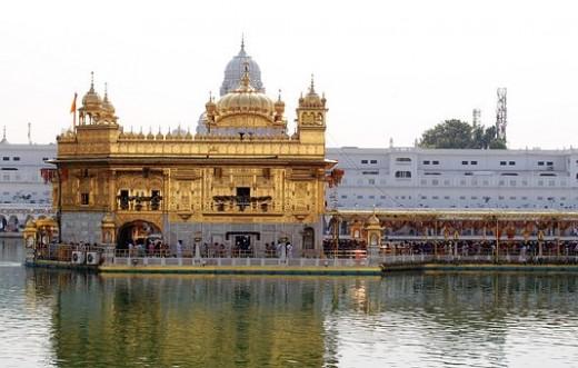 Sri Harmandir Sahib, Amritsar