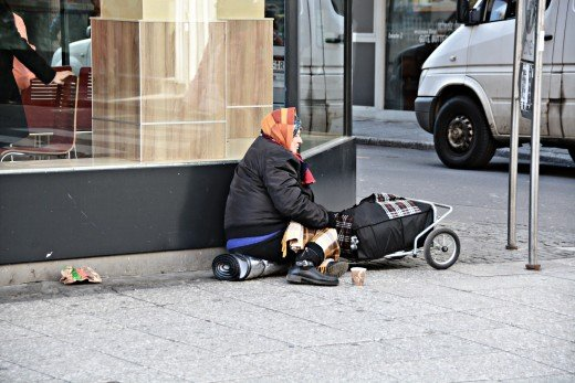 homelessness is a huge problem! How can you really help?