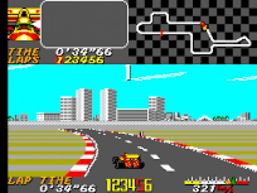 Monaco GP is one of the best racing games of its time.
