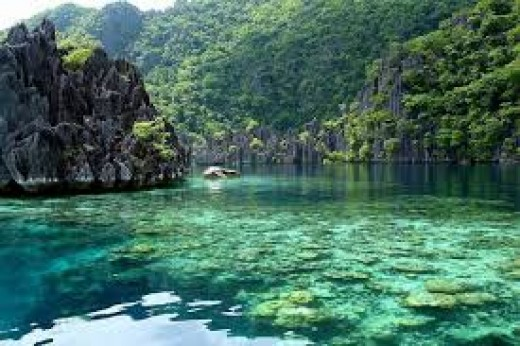 The Enchanting Coron Island