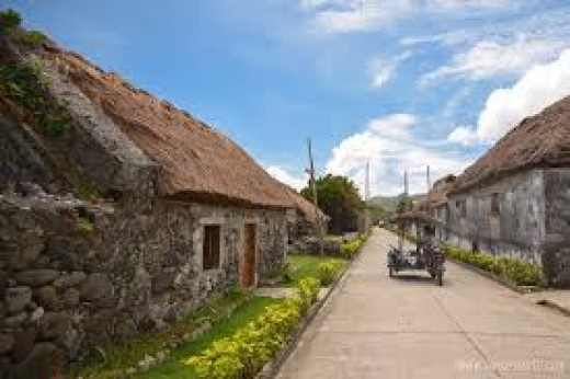 This is the Savidug Village in Batanes