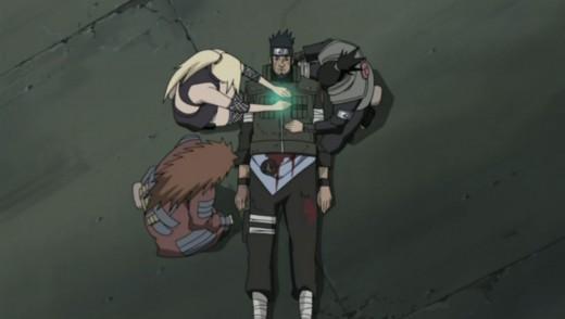 Asuma's Death