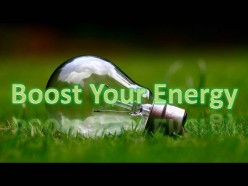 How to Boost Your Energy Easily and Naturally?