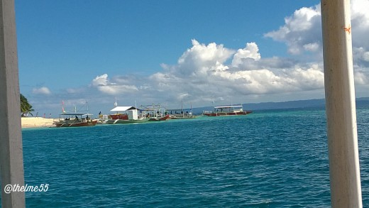 The stunning view of Lianga Bay.