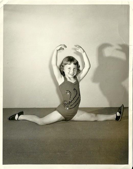 Acrobats (Cousin Karlene)